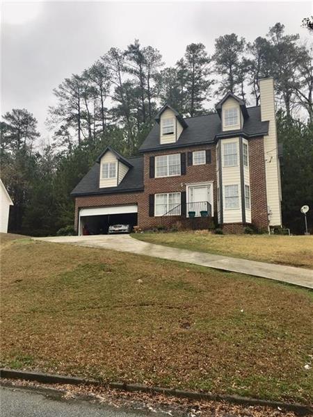 1200 Justin Lane, Lithonia, GA 30058 (MLS #5978312) :: North Atlanta Home Team