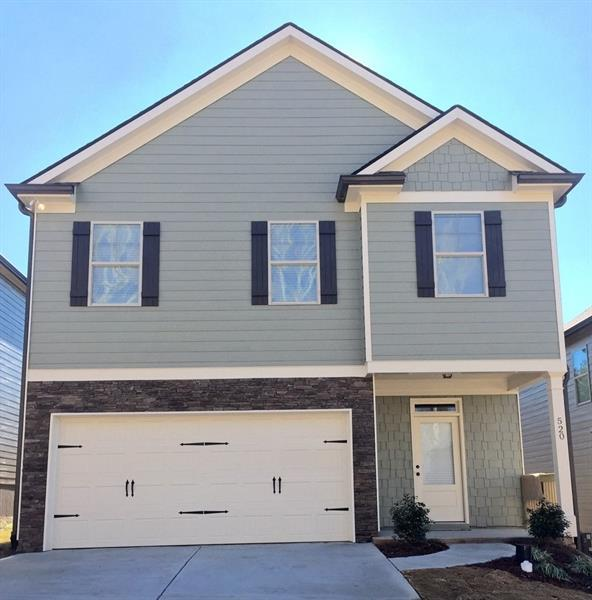 5772 Dogwood Circle, Austell, GA 30168 (MLS #5979490) :: The Zac Team @ RE/MAX Metro Atlanta