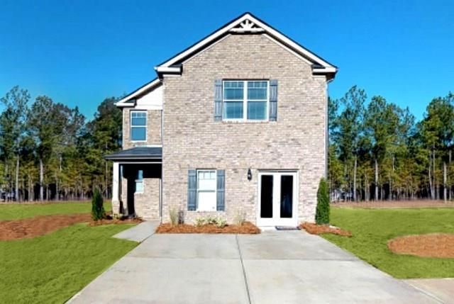 11852 Lovejoy Crossing Boulevard, Hampton, GA 30228 (MLS #5979814) :: Carr Real Estate Experts