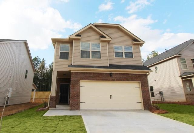 11853 Lovejoy Crossing Boulevard, Hampton, GA 30228 (MLS #5979920) :: Carr Real Estate Experts