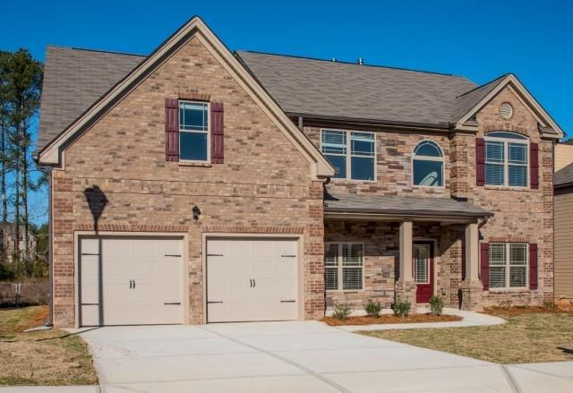 5685 Sawgrass Circle, Lithonia, GA 30038 (MLS #5980033) :: RE/MAX Paramount Properties