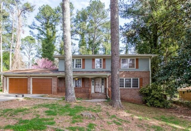 4272 Old Coach Court, Stone Mountain, GA 30083 (MLS #5981497) :: The Bolt Group