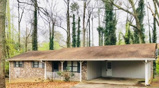 3354 Forest Hill Road, Powder Springs, GA 30127 (MLS #5982149) :: Kennesaw Life Real Estate