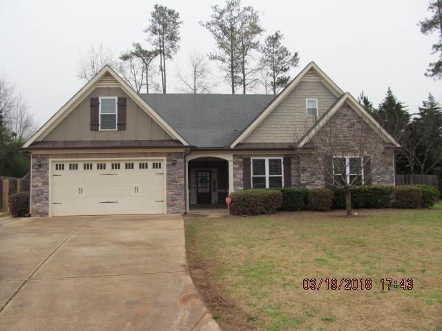 87 Thomas Place Drive, Dallas, GA 30157 (MLS #5982175) :: Kennesaw Life Real Estate