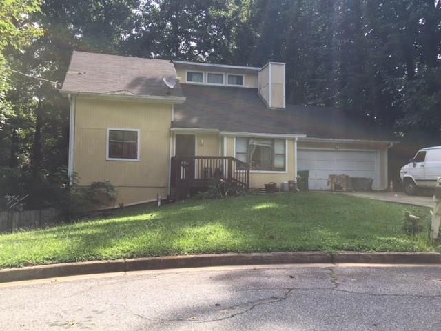 1601 Kings Ridge Drive, Norcross, GA 30093 (MLS #5983348) :: The Cowan Connection Team