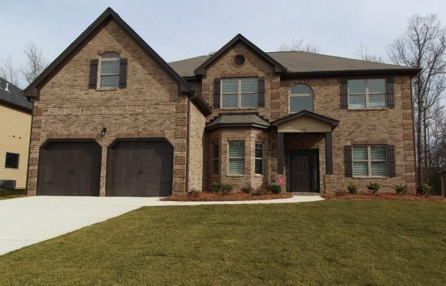 3320 Shoals Manor Lane, Dacula, GA 30019 (MLS #5985069) :: The Russell Group