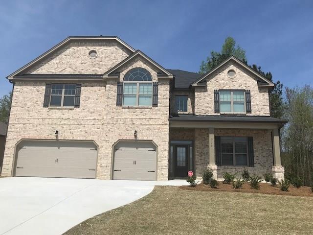3178 Shadystone Way, Loganville, GA 30052 (MLS #5987623) :: North Atlanta Home Team