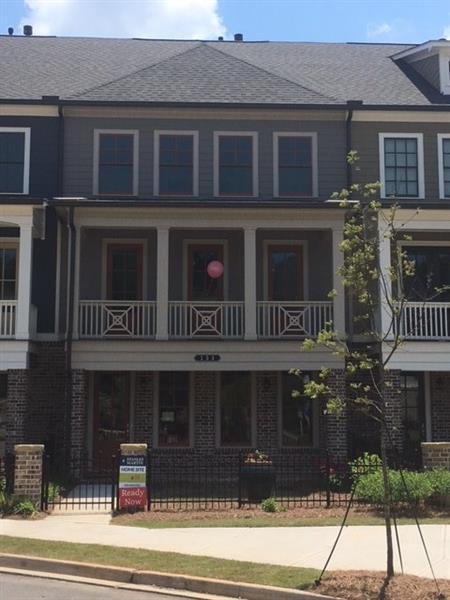 153 Inwood Walk, Woodstock, GA 30188 (MLS #5987865) :: North Atlanta Home Team