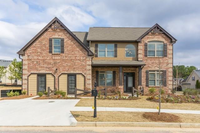 504 Dandridge Street, Mcdonough, GA 30252 (MLS #5989389) :: Carr Real Estate Experts