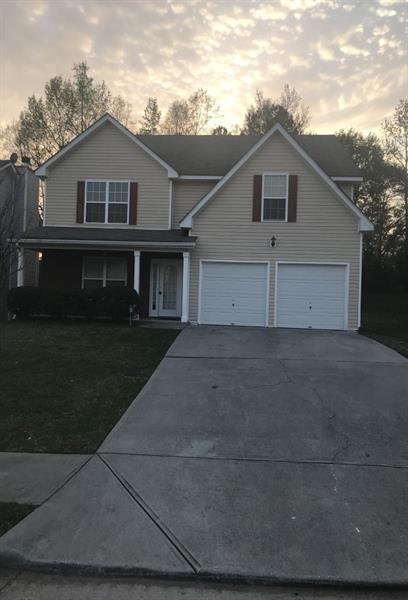 4145 Alveston Drive, Atlanta, GA 30349 (MLS #5991244) :: Carr Real Estate Experts
