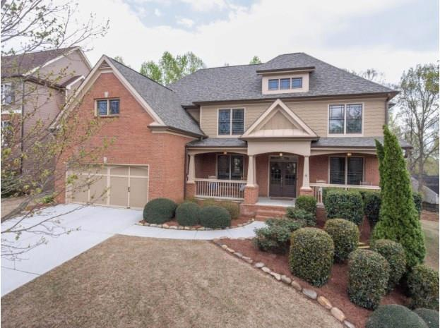 1025 Liberty Park Drive, Braselton, GA 30517 (MLS #5992437) :: Carr Real Estate Experts