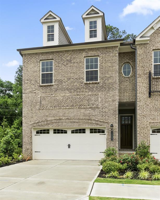 1450 Edgebrook Court #001, Atlanta, GA 30329 (MLS #5993970) :: The Cowan Connection Team