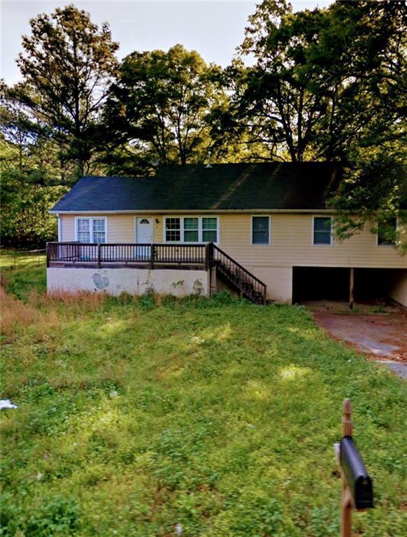 62 Howell Drive SW, Atlanta, GA 30331 (MLS #5995328) :: RE/MAX Paramount Properties
