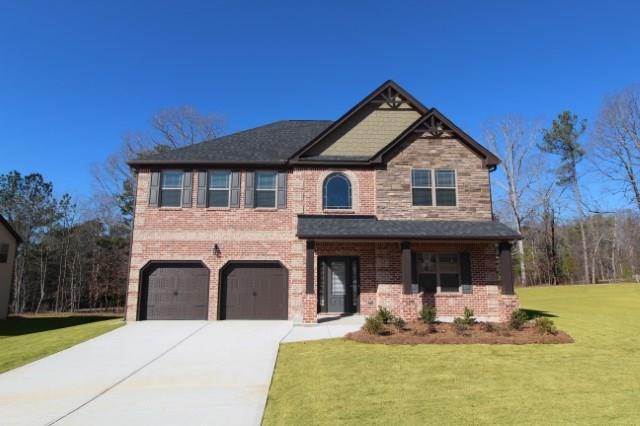 610 Caledon Way, Hampton, GA 30228 (MLS #5995348) :: RE/MAX Paramount Properties