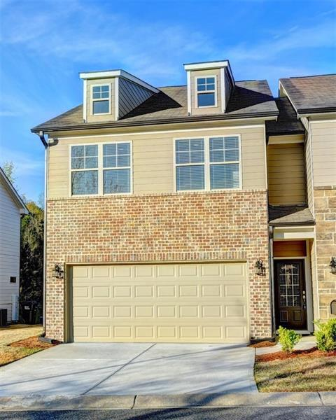 3012 Cedar Glade Lane #5, Buford, GA 30519 (MLS #5995899) :: North Atlanta Home Team