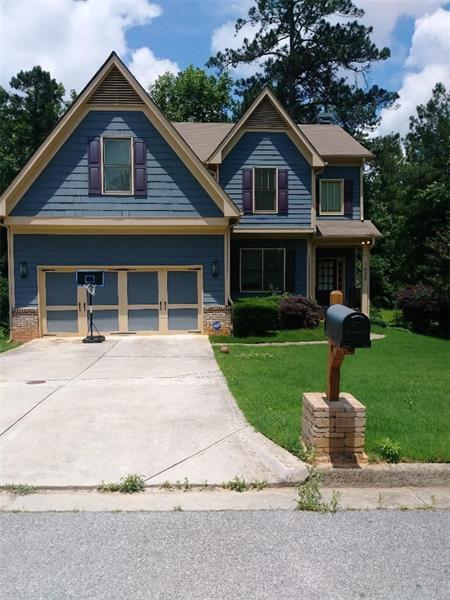 1030 Timber Trail, Austell, GA 30168 (MLS #5996992) :: QUEEN SELLS ATLANTA
