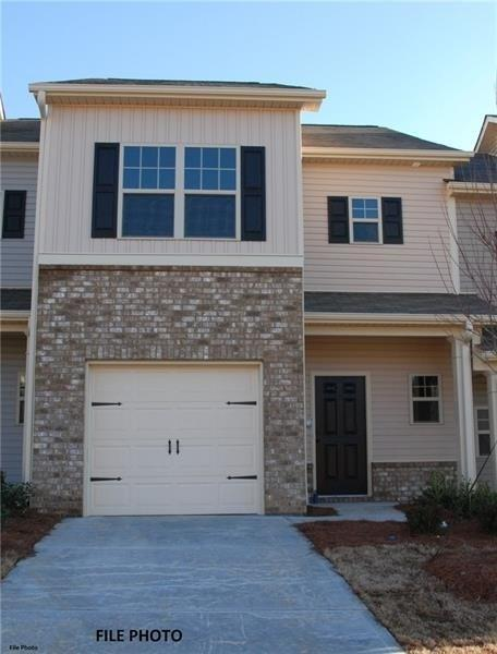 126 Spring Way Square #9, Canton, GA 30114 (MLS #5997775) :: Iconic Living Real Estate Professionals