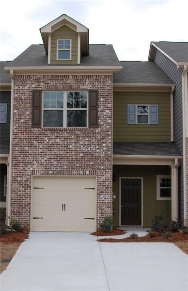 124 Spring Way Square #8, Canton, GA 30114 (MLS #5997777) :: North Atlanta Home Team