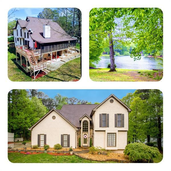 3441 Laurel Green Court NW, Kennesaw, GA 30144 (MLS #6002557) :: The Bolt Group