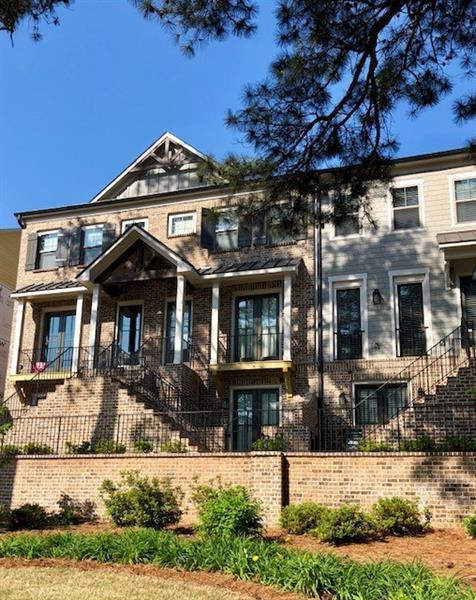 3561 Parkside Way #39, Brookhaven, GA 30319 (MLS #6006731) :: North Atlanta Home Team