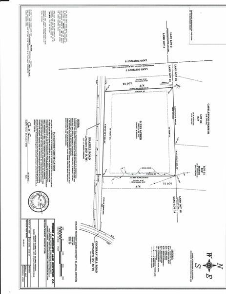 9845 Brazell Road, Palmetto, GA 30268 (MLS #6007414) :: The Heyl Group at Keller Williams