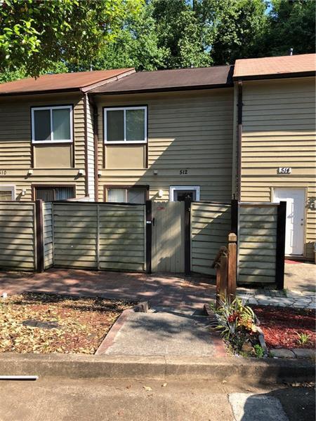 512 Granite Ridge Place #512, Sandy Springs, GA 30350 (MLS #6010092) :: The Bolt Group