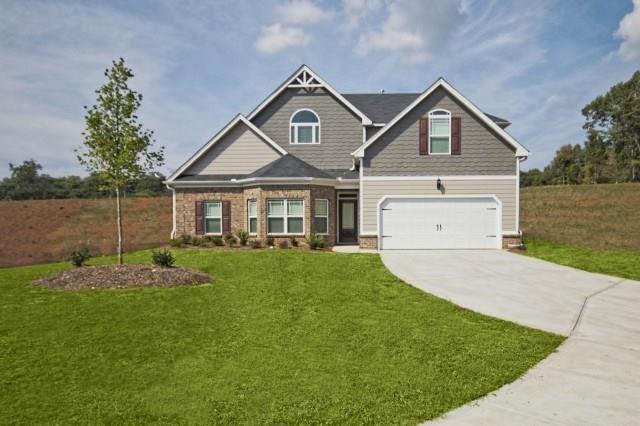 96 Stonebridge Boulevard, Newnan, GA 30265 (MLS #6011965) :: North Atlanta Home Team