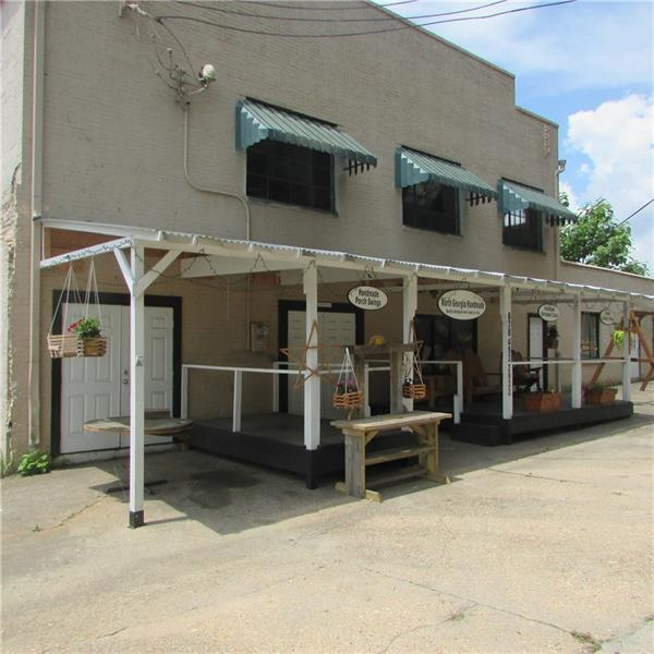 121 W Marietta Street, Canton, GA 30114 (MLS #6014154) :: Path & Post Real Estate