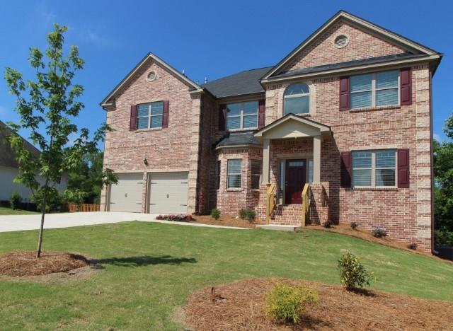 1829 Elyse Springs Drive, Lawrenceville, GA 30045 (MLS #6022877) :: The Hinsons - Mike Hinson & Harriet Hinson