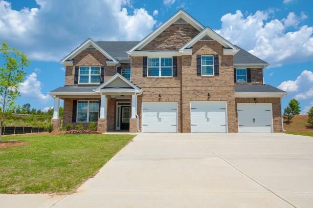 1809 Elyse Springs Drive, Lawrenceville, GA 30045 (MLS #6022885) :: The Hinsons - Mike Hinson & Harriet Hinson