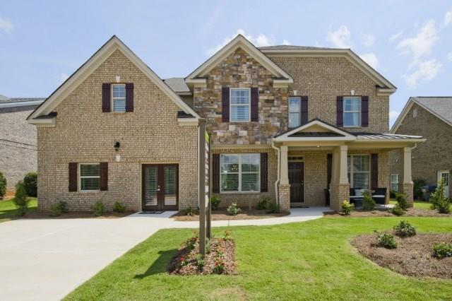 1819 Elyse Springs Drive, Lawrenceville, GA 30045 (MLS #6022932) :: The Hinsons - Mike Hinson & Harriet Hinson