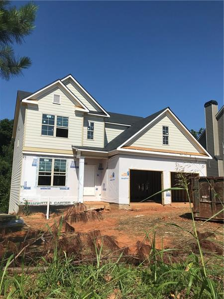 6065 Gladiola Way, Austell, GA 30106 (MLS #6027786) :: RE/MAX Paramount Properties