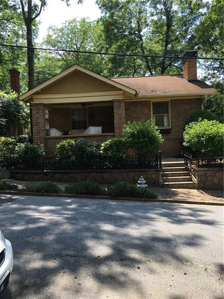 434 NE Euclid Terrace NE, Atlanta, GA 30307 (MLS #6028734) :: North Atlanta Home Team