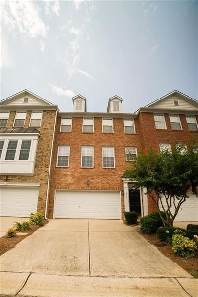 3771 Chattahoochee Summit Drive SE #3, Atlanta, GA 30339 (MLS #6029586) :: Carr Real Estate Experts