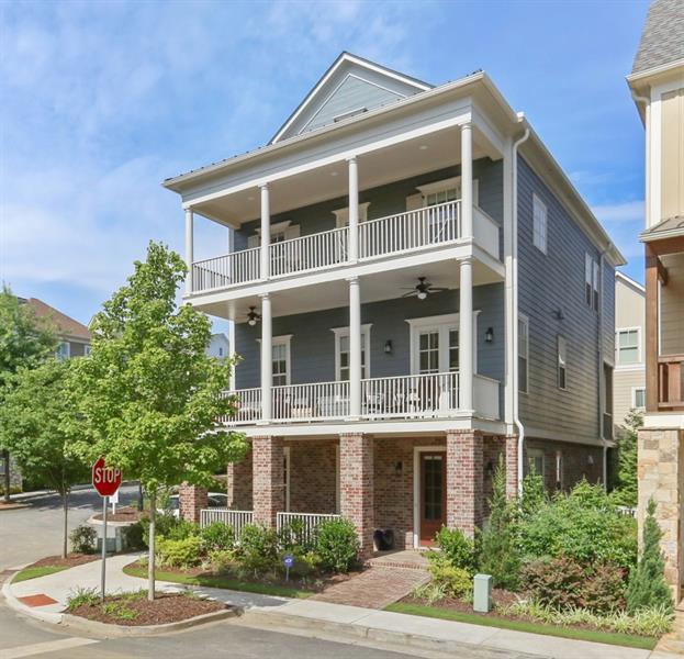280 Green Street SE, Marietta, GA 30060 (MLS #6032153) :: RE/MAX Paramount Properties