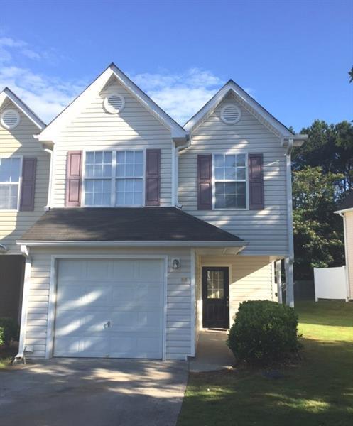 6834 Gallant Circle SE #3, Mableton, GA 30126 (MLS #6032232) :: North Atlanta Home Team