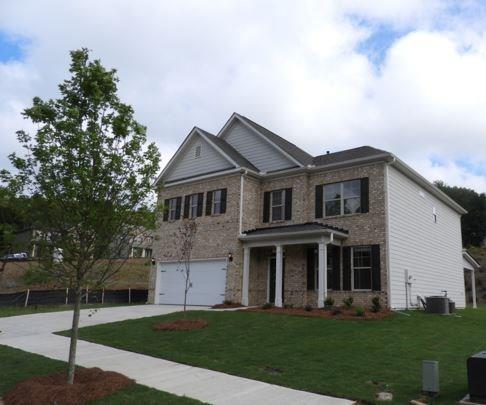 565 Lance View Lane, Lawrenceville, GA 30045 (MLS #6032498) :: The Russell Group