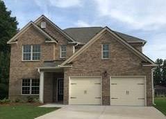 2723 Lower Village Drive, Ellenwood, GA 30294 (MLS #6032785) :: RE/MAX Paramount Properties
