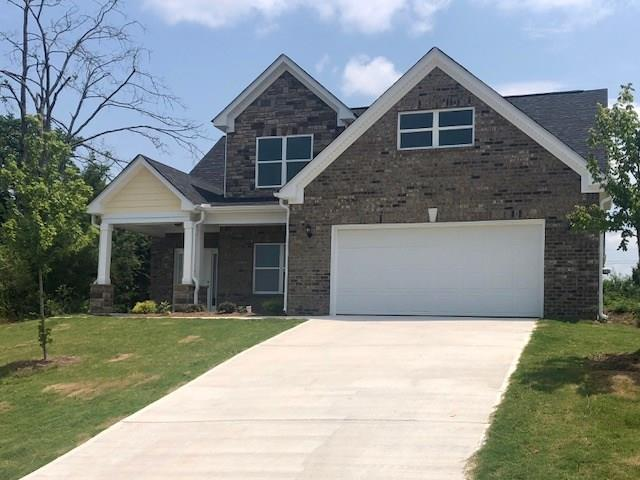 9204 Golfview Circle, Covington, GA 30014 (MLS #6034832) :: The Hinsons - Mike Hinson & Harriet Hinson