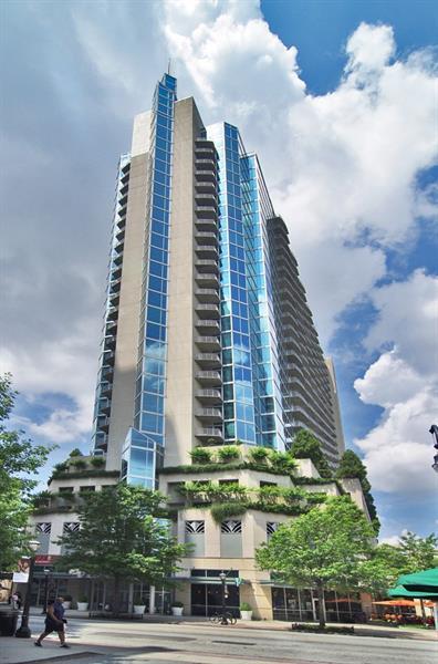860 Peachtree Street NE #2516, Atlanta, GA 30308 (MLS #6034963) :: The Justin Landis Group
