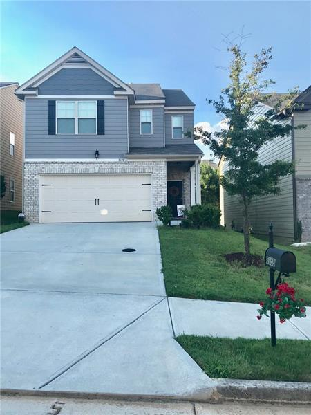 5159 Rapahoe Trail, Atlanta, GA 30349 (MLS #6035389) :: RE/MAX Paramount Properties