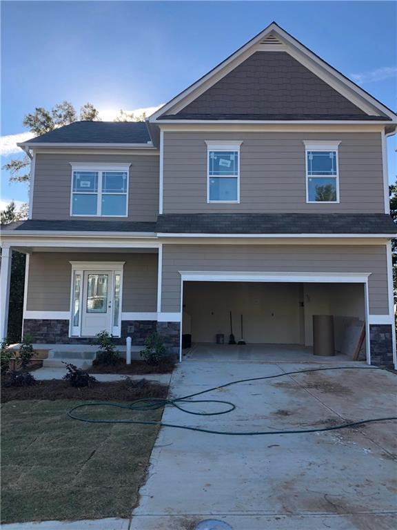 441 Eagles Bluff Way, Hoschton, GA 30548 (MLS #6036042) :: The Hinsons - Mike Hinson & Harriet Hinson