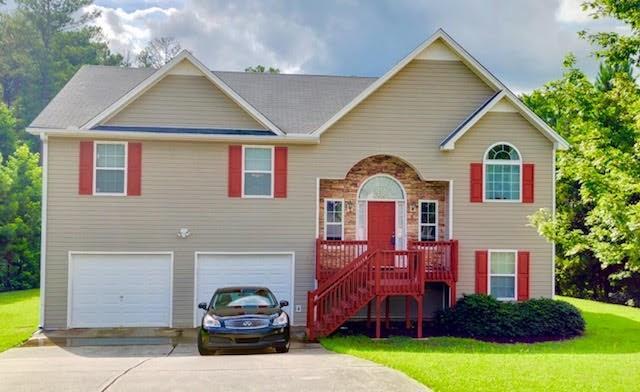 8401 Bent Water Valley, Douglasville, GA 30134 (MLS #6037047) :: RE/MAX Paramount Properties