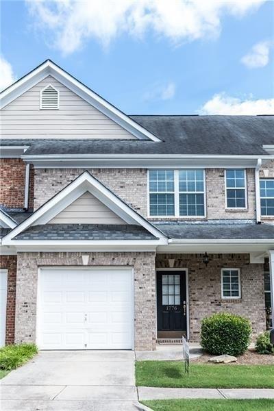 1776 Willow Branch Lane NW E, Kennesaw, GA 30152 (MLS #6037564) :: RE/MAX Paramount Properties