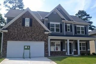 192 Cherokee Reserve Circle, Canton, GA 30115 (MLS #6040096) :: The Hinsons - Mike Hinson & Harriet Hinson