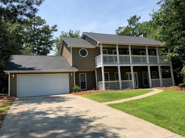6709 Thornwood Court, Flowery Branch, GA 30542 (MLS #6040270) :: The Russell Group