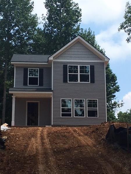 6710 Thunder Trail, Gainesville, GA 30506 (MLS #6042260) :: North Atlanta Home Team