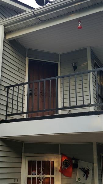523 Windchase Lane Q6, Stone Mountain, GA 30083 (MLS #6042712) :: The Zac Team @ RE/MAX Metro Atlanta