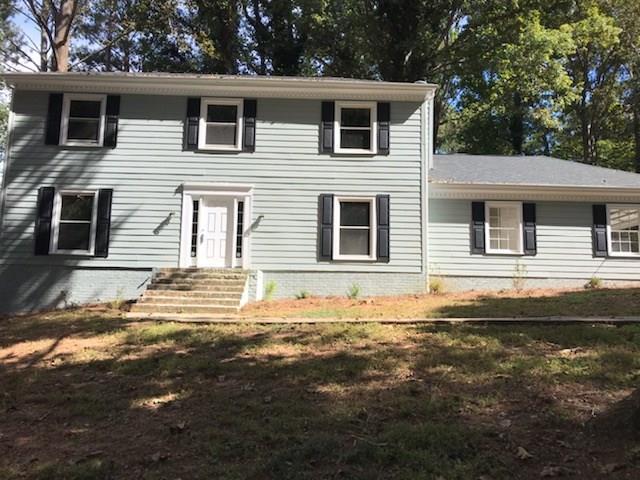 396 Bruce Way SW, Lilburn, GA 30047 (MLS #6044496) :: RE/MAX Paramount Properties