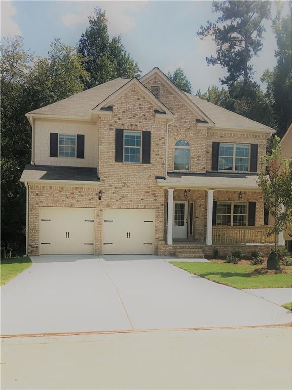 4529 Creekside Cove, College Park, GA 30349 (MLS #6046248) :: The Bolt Group